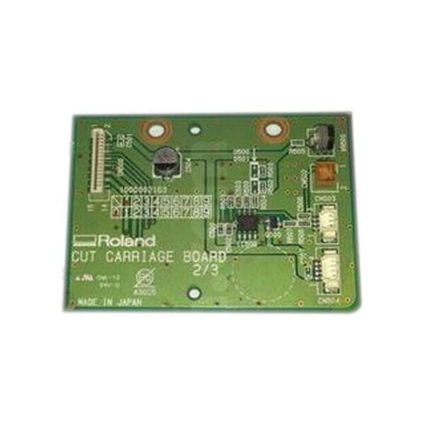 Roland ® VS-640 Assy Cut Carriage Board - W701407021