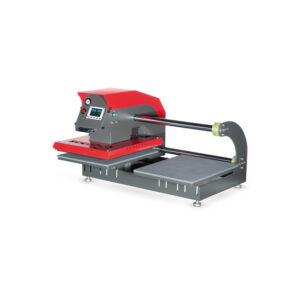 Secabo ® TPD7 Pneumatic Double Plate Heat Press 40cm x 50cm