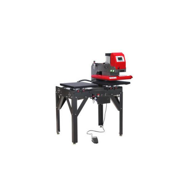 Secabo ® TPD7 Premium Automatic Double Plate Heat Press 40cm x 50cm
