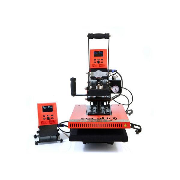 Secabo ® TS7 The Beast White Toner Heat Press 40cm x 50 cm
