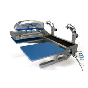 Stahls Hotronix Dual Air Fusion Heat Transfer Press Conveyer