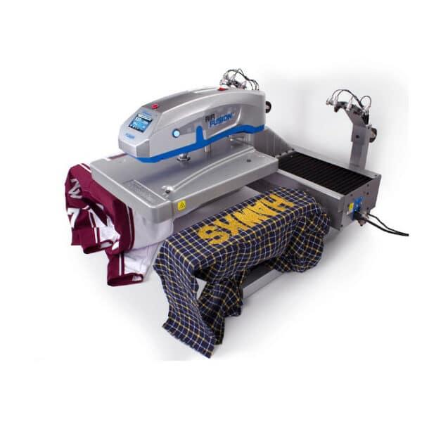 Stahls Hotronix Dual Air Fusion Heat Transfer Press Main