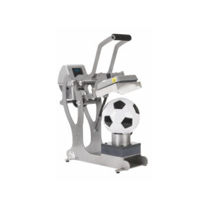 Stahls Hotronix Sport Ball Heat Transfer Press open