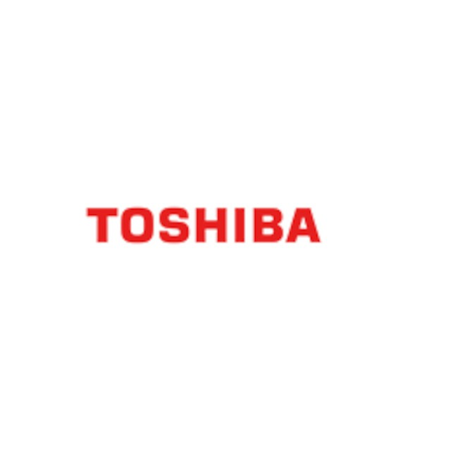 Toshiba Logo - Large Format Printer Parts