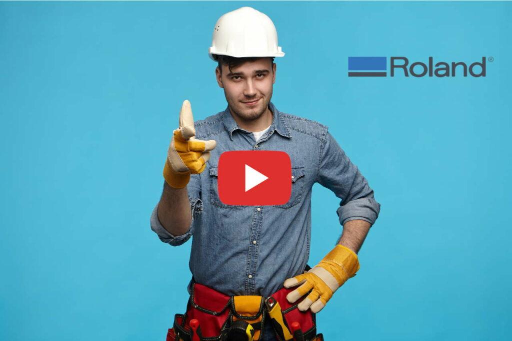 Video Tutorial Roland