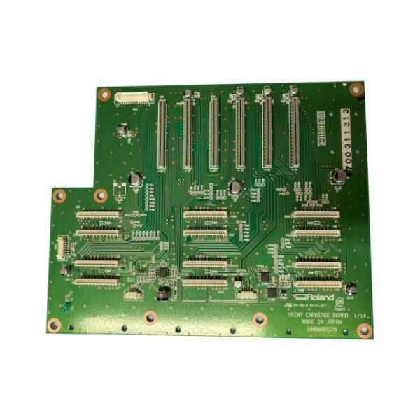 xc-540 print carriage board w700311311